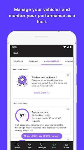 Turo - Better Than Car Rental 20.7.1 screenshots 5