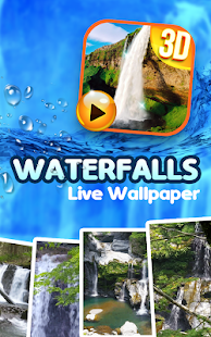 Waterfall Sound Live Wallpaper- screenshot thumbnail