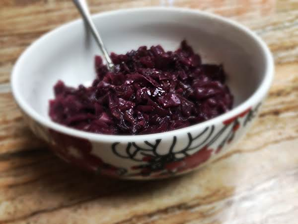 Simple And Delicious German Red Cabbage Recipe