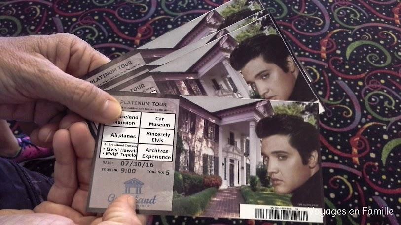 Elvis tickets