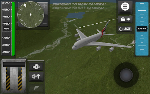 Air Plane Bus Pilot Simulator- screenshot thumbnail