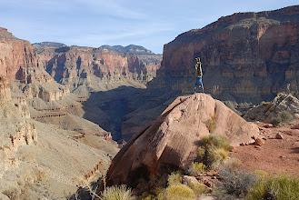 Photo: Brook at the top