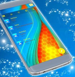 SMS Theme for Samsung Galaxy j5 - náhled