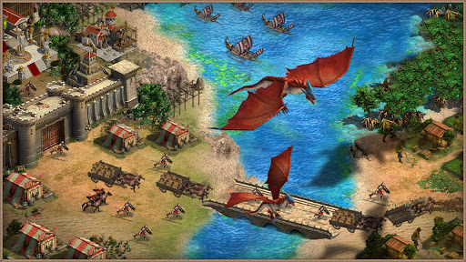 Abyss of Empires: The Mythology apktreat screenshots 1