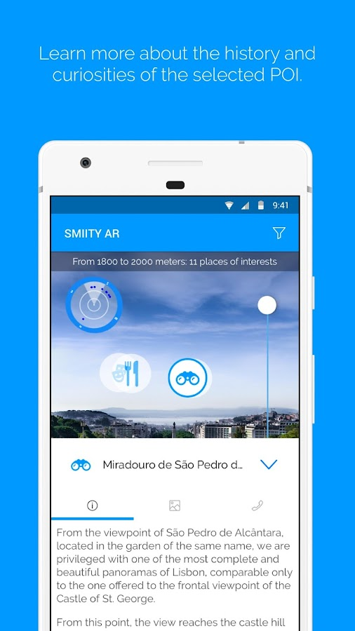 SMIITY AR- screenshot