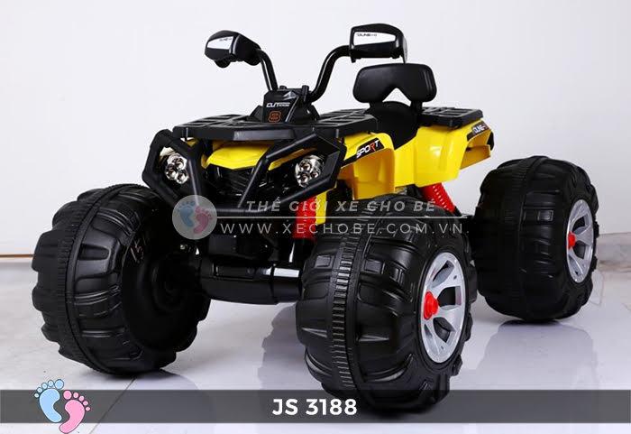 Xe mô tô điện địa hình khủng JS-3188 12