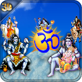 Shiva 3D Live Wallpaper