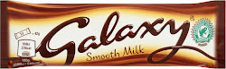Galaxy Chocolate Bar - Smooth Milk, 42g