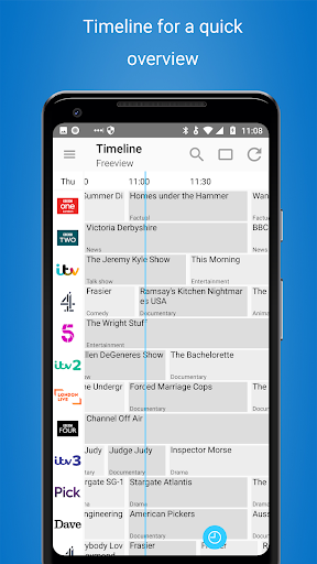 Cisana TV Guide+ UK TV Listings EPG free by Gianluca Cisana
