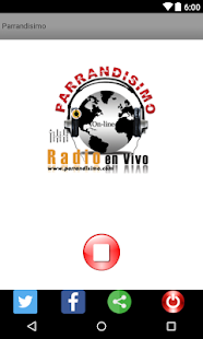 Parrandisimo Radio- screenshot thumbnail