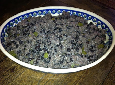 Congri (Cuban Black Beans and Rice) Recipe
