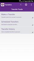 Screenshot of KS StateBank Mobile