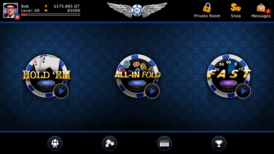 Blue Chip Poker Club - náhled