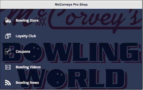 McCorvey's Bowling World- screenshot thumbnail