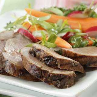 Go Southwest Marinated Pork Tenderloin.