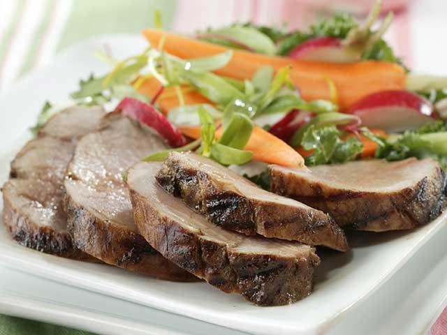 Go Southwest Marinated Pork Tenderloin