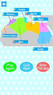 World countries map quiz geography game android apps on google world countries map quiz geography game screenshot thumbnail sciox Gallery