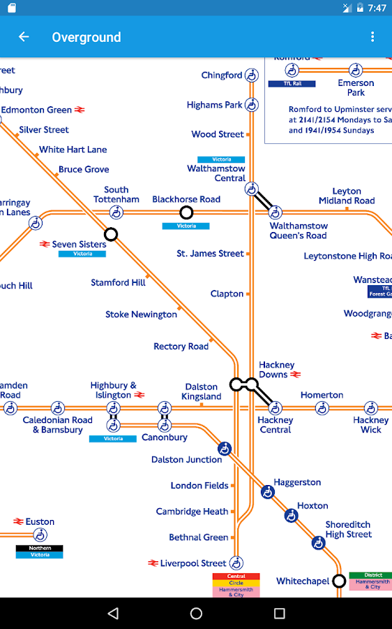 London Travel Maps- screenshot