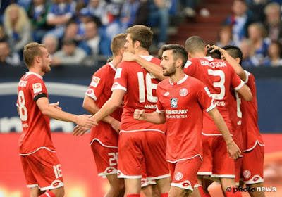 Mayence remporte le choc du haut de classement en Bundesliga
