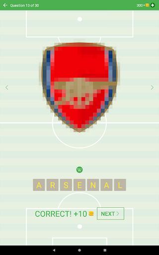 Soccer Club Logo Quiz: more than 1000 teams screenshots 11