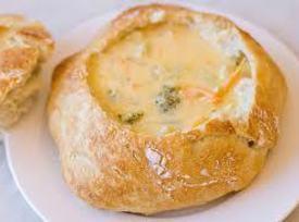 Panera Bread Broccoli Cheddar Soup Recipe