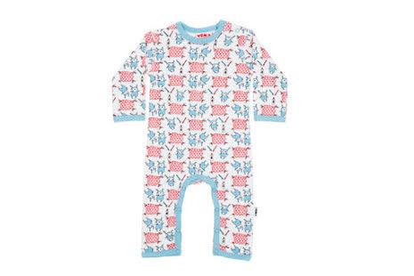 Sture & Lisa VEM Pyjamas Brokig