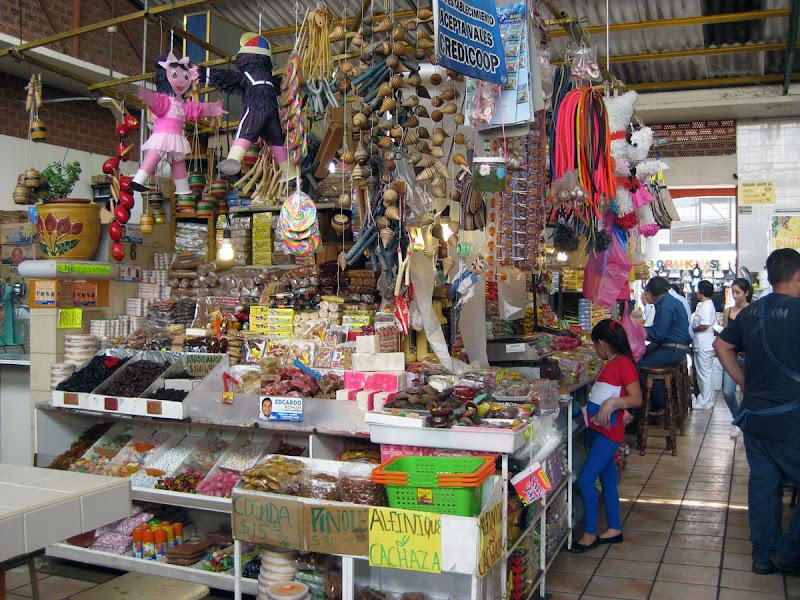 Photo: puesto del mercado