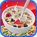 Kids Cereal Maker FREE icon
