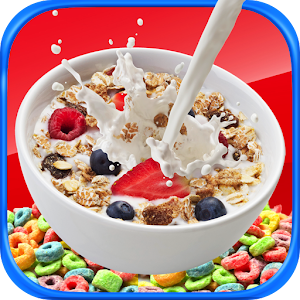 Kids Cereal Maker FREE for PC and MAC