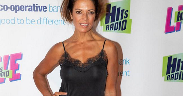 Jenny Powell ate bull testicles on Celebs on the Ranch