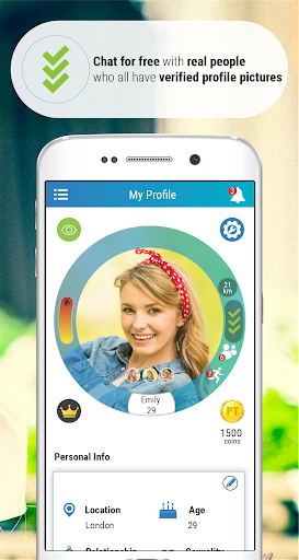PriveTalk - Online Dating screenshot