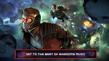 Guardians of the Galaxy TTG v1.02 APK 4