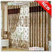 Curtain Design Ideas by tasukiapps icon