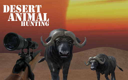 Frontier Animal Hunting: Desert Shooting 17 3.0 screenshots 4