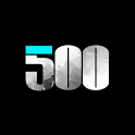 500 fonts: Text on Photos & Graphic Design icon