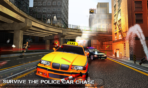Pro TAXI Driver Crazy Car Rush 1.0.4 screenshots 1