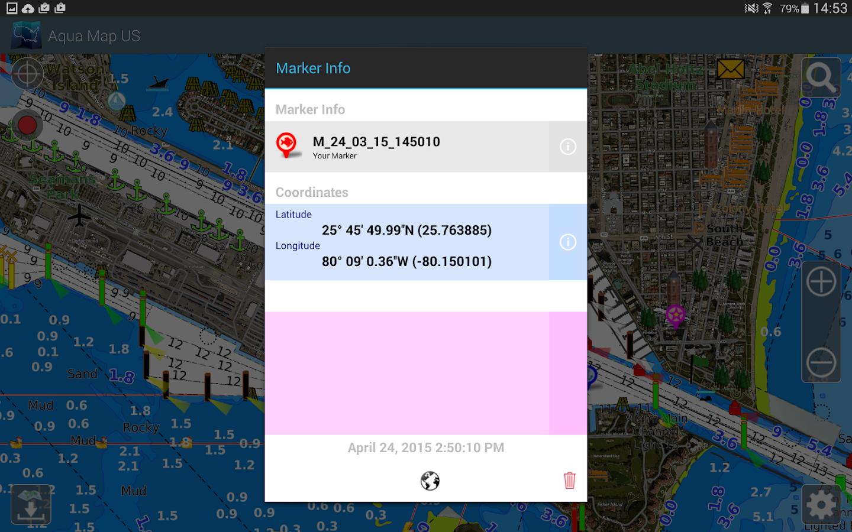 Aqua Map New Zealand GPS Android Apps On Google Play - Aqua map us