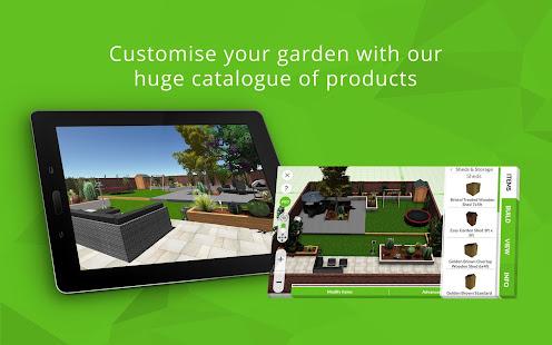 Vr Gardens Plan Design Your Garden Ideas In 3d Apps