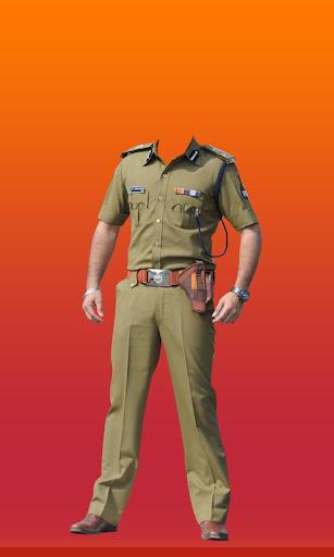 Police Men Suit