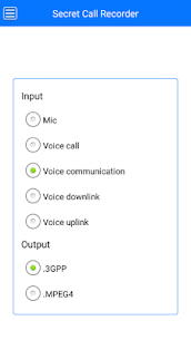 Secret Call Recorder Lite App Download For Android 3