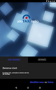 Allo Taxi Radio- screenshot thumbnail