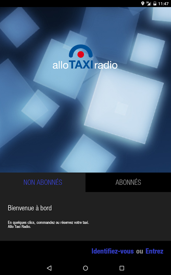 Allo Taxi Radio- screenshot