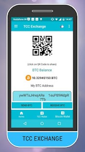 TCC - The Champcoin & Bitcoin Exchange- screenshot thumbnail