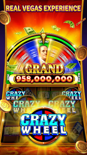Grand Win Casino - Hot Vegas Jackpot Slot Machine screenshots 1