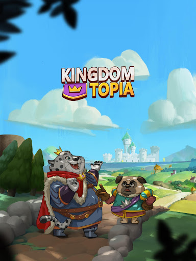 Kingdomtopia: Idle Animal Tycoon screenshots 9