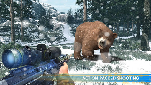 Hunting Games - Wild Animal Attack Simulator screenshots 4