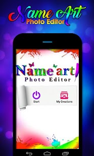 Name Art Photo Editor - Focus n Filters - náhled