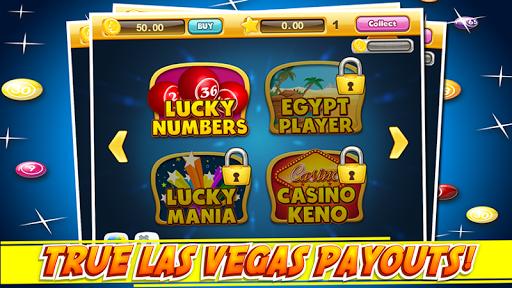 Las Vegas Keno Numbers Free 4.0 screenshots 2