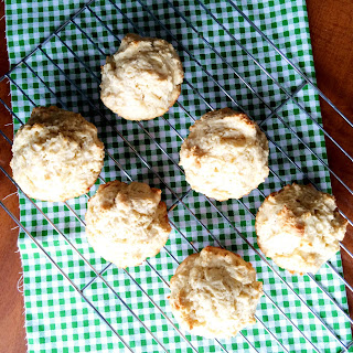 Irish Soda Muffins.