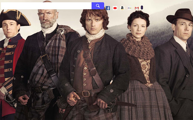 Outlander Wallpapers & HD Themes.